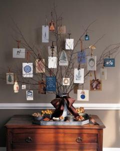 Elegant and Affordable DIY card display!