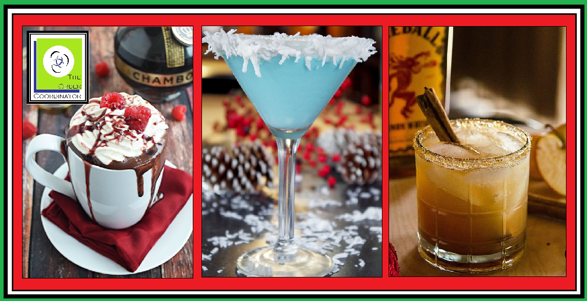 12 drinks of christmas holiday inspired drinks to add zest to your winter wonderland festivitiessome very naughty and others full of spice - 12 Drinks Of Christmas