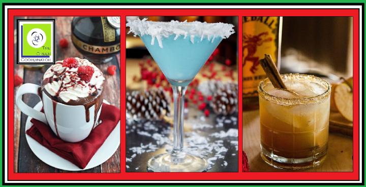 12 drinks of christmas logo