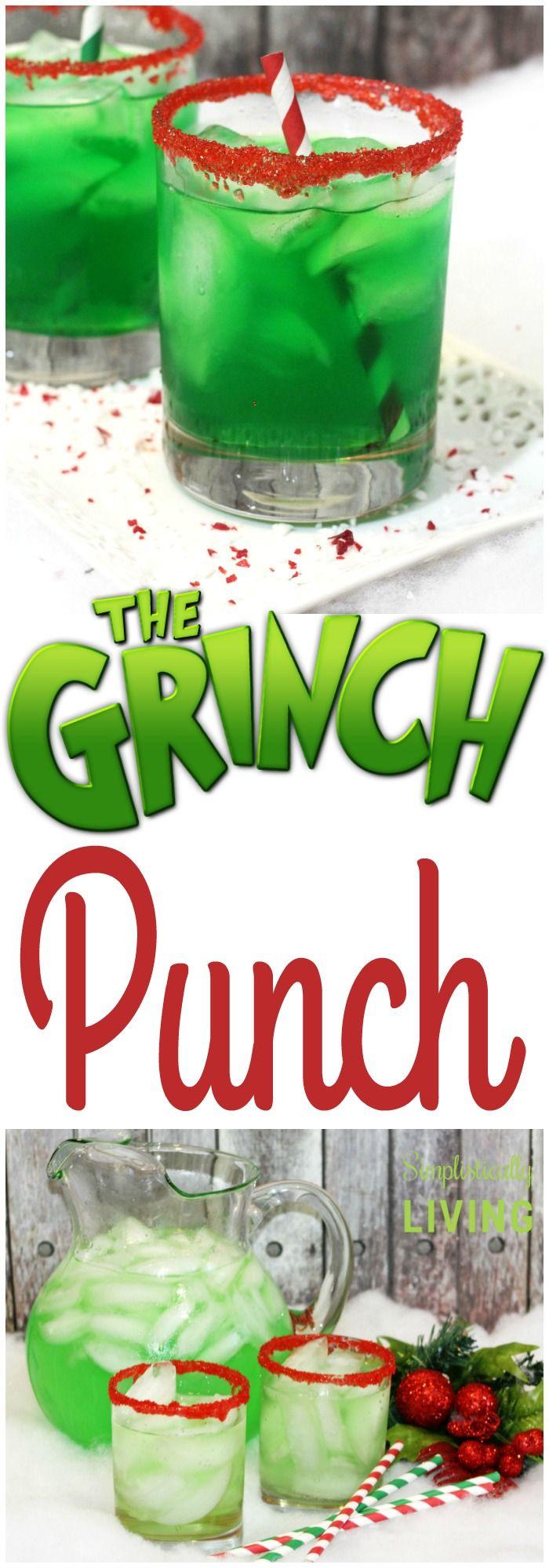 Grinch punch1